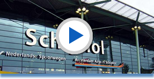 What is Valet Parking at Schiphol?