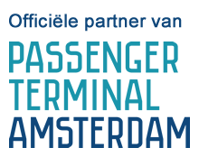 Officiele partner van Passenger Terminal Amsterdam