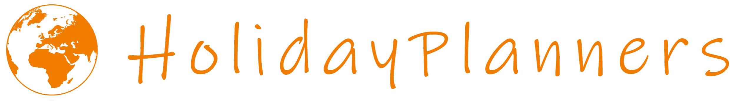 Holiday Planners logo voor nieuwe website CP