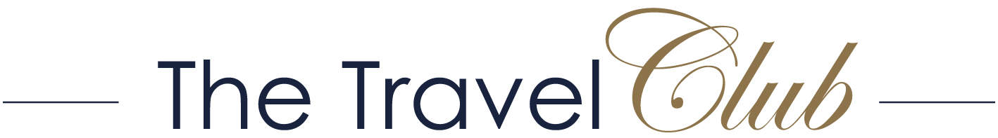 The Travel Club logo voor nieuwe website CP