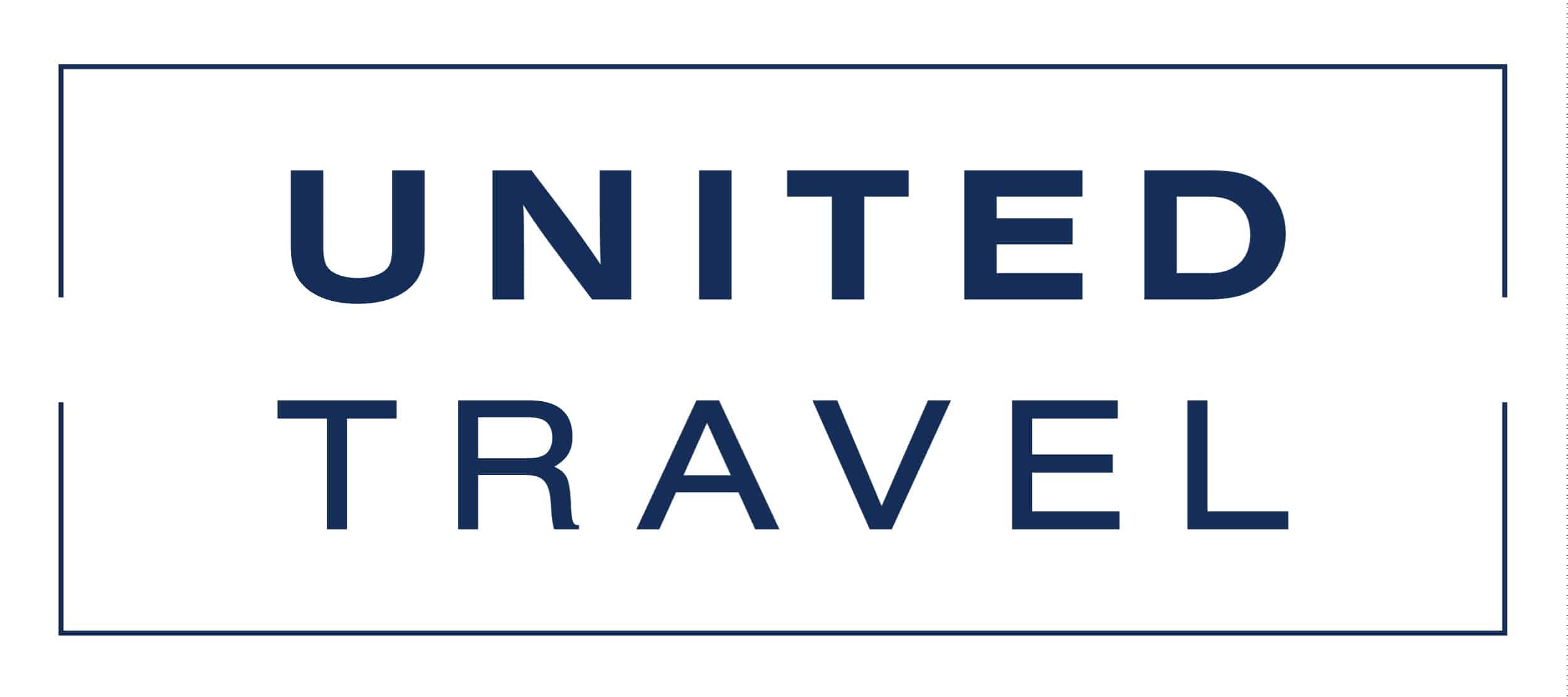 United Travel Logo voor nieuwe website CP
